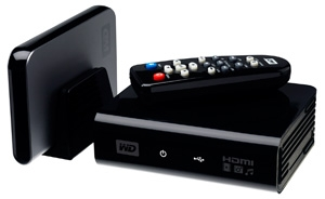 WD TV HD Media Player : lecteur multimédia