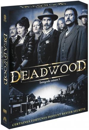 Deadwood saison 3 : le 11 décembre en DVD