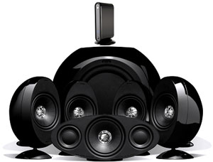 kef kht3005se caisson de basses sans fil. Black Bedroom Furniture Sets. Home Design Ideas
