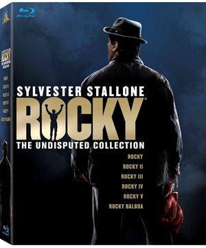 Rocky : l'incontournable coffret 7 Blu-Ray