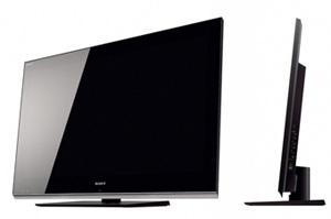 CES 10 > Sony LED LX900 : trois écrans 3D Ready