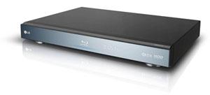 CES 10 > LG BD590 : lecteur Blu-Ray + HDD 250 Go