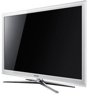 CES 10 > Samsung LED C6710 : vive le blanc !