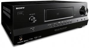 Sony STR-DH510 : amplificateur 3D Ready bis