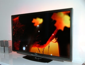 (MAJ) LED Philips PFL9705 : trois téléviseurs 3D Ready