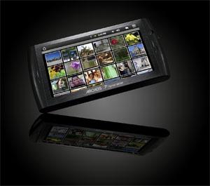 Archos 7 Home Tablet : le troisième écran de la maison