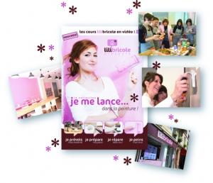 Lilibricole : une boutique, des cours, un DVD !