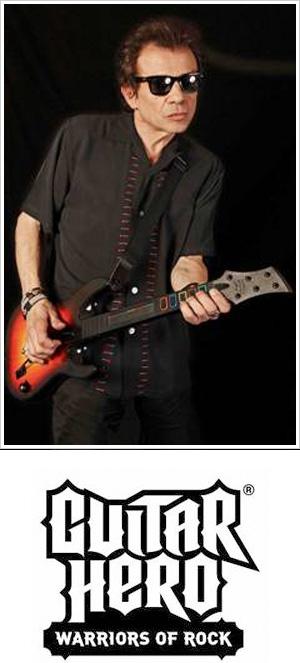 Guitar Hero : Manoeuvre au micro
