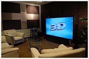 Prévisions TV 3D : 43 millions de postes en 2014
