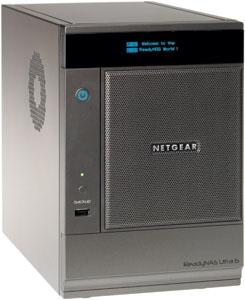 Netgear ReadyNas Ultra : le serveur à tout faire ?