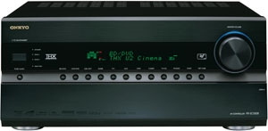 IFA 10 > Onkyo PR-SC5508 : pré-amplificateur 9.2 3D Ready