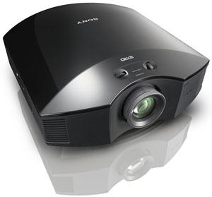 IFA 10 > Sony VPL-VW90ES : vidéoprojecteur Full HD, SXRD et 3D Ready