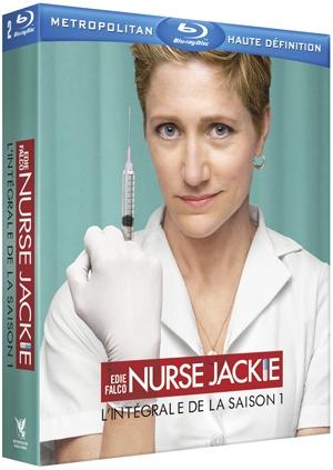 Nurse Jackie saison 1 : à découvrir d'« Urgences »