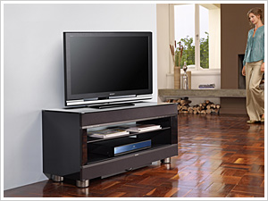 Meuble home cin ma bravia theater for Meuble tv soundvision soundstand 05