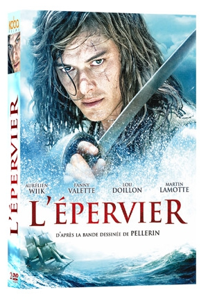L'Épervier : la fiancée du pirate