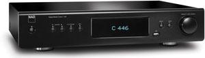 (MAJ) Nad C446 Media Tuner : passerelle multimédia + tuner FM (et DAB)