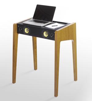 la bo te concept ld130 bureau sonore bis. Black Bedroom Furniture Sets. Home Design Ideas