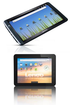 Lenco tab 811 et lenco tab 1011 tablettes petit prix - Tablette a petit prix ...