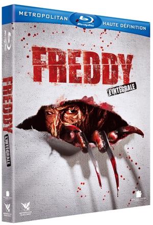 Freddy : l'intégrale en Blu-Ray