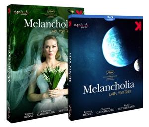 Melancholia : meilleur film européen 2011