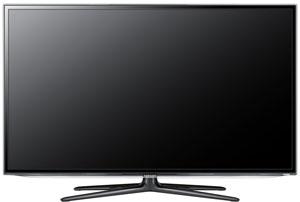 CES 12 > LED Samsung ES6100 : cinq téléviseurs 3D Ready