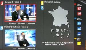 Appli France Télévisions : l'actu en rattrapage avec Smart TV