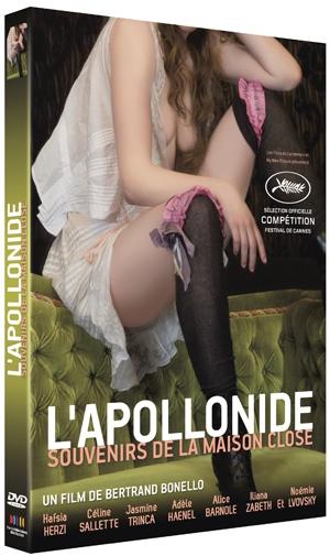 L'Apollonide, souvenirs de la maison close : corsets et dentelles