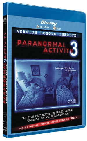 Paranormal Activity 3 : le prologue qui tue