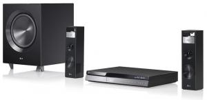CES 12 > LG BH9220C : chaîne Blu-Ray 3D Ready 2.1