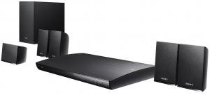 CES 12 > Sony BDV‑E190 : chaîne Blu-Ray 3D Ready 5.1
