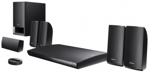 CES 12 > Sony BDV-E290 : chaîne Blu-Ray 3D Ready 5.1 + dock iPhone