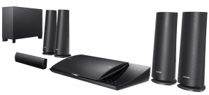 CES 12 > Sony BDV-N590 : chaîne Blu-Ray 5.1 3D Ready au look PS3