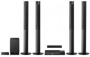 CES 12 > Sony BDV-N990W : chaîne Blu-Ray 3D Ready 5.1