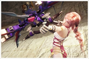 Test Final Fantasy XIII-2 : en ligne