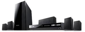 Samsung HT-E4500 : chaîne Blu-Ray 3D 5.1, Wi-Fi et Smart Hub