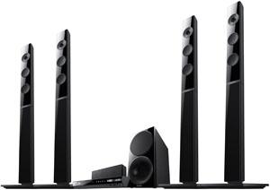 Samsung HT-E4550 : chaîne Blu-Ray 3D 5.1, Wi-Fi et Smart Hub, bis