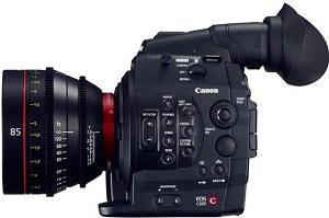 Nab 2012 > Canon fait son show 4K : caméra, reflex et écran 4K en démonstration !