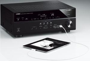 Yamaha RX-V673 : amplificateur 7.2 + DLNA + Upscaling 4K