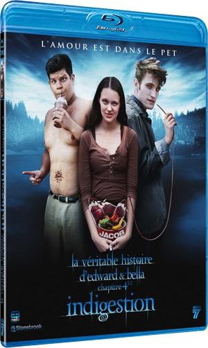 La véritable histoire d'Edward et Bella : chapitre 4 ‑ 1/2indigestion