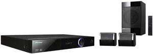 Pioneer BCS-FS121 : système Home Cinéma Blu-Ray 2.1