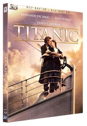 Titanic 3D : deux éditions insubmersibles