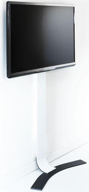 erard standit pied tv sans clou ni vis. Black Bedroom Furniture Sets. Home Design Ideas