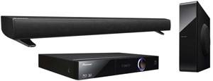 Pioneer BCS-SB626 : système Home Cinéma 2.1, ter