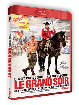 Le grand soir : le visuel Blu-Ray
