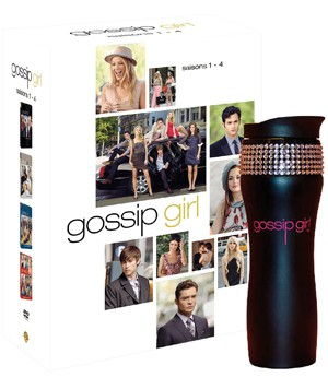 coffret gossip girl it s rie it mug. Black Bedroom Furniture Sets. Home Design Ideas