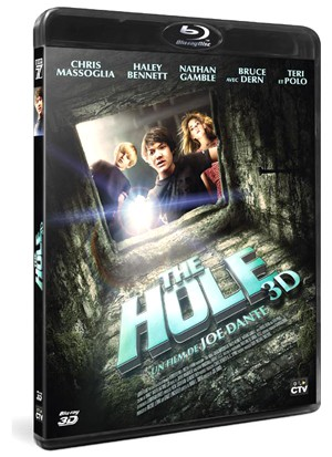 The Hole : trou sans fond en 3D