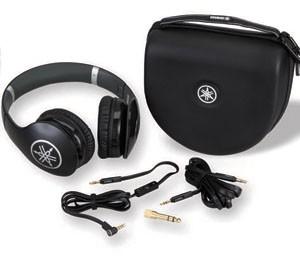 IFA 12 > Yamaha HPH-Pro400 : casque circumoral Hi-Fi