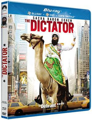The Dictator : le nouveau délire de Sacha Baron Cohen