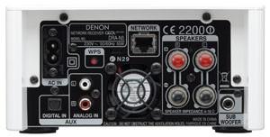 Denon Ceol Piccolo : concentré de technologie et de réseau
