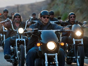 Sons of Anarchy saison 4 : guns n'roses